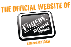 Comedy Defensive Driving Promo Codes