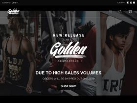 Goldenaesthetics.com Promo Codes